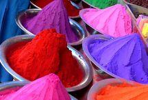 Colours / Colores