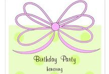 The Lily Pad - invitations / Personalized invitations. Custom designed to fit your party.