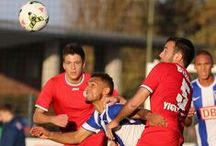 13. Spieltag Hertha BSC U23 vs. BAK 07 (Saison 14/15) / Galerie vom 13. Spieltag Hertha BSC U23 vs. BAK 07 (Saison 14/15) - Ergebnis 2:1 für Hertha BSC U23