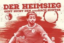 Spielplakate 2014/2015 / Die Spielplakate vom BerlinerAK 07 in der Saison 2014/2015