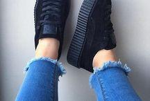 Love them sneakers