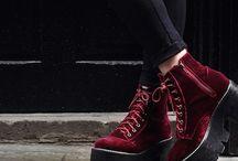 High boots/short boots