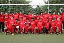 U17 Team (Saison 15/16) / Fotos von den Spielen unserer U17 Verbandsligamannschaft (Saison 15/16)
