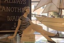 Nautical / With 2 stores on the CT shoreline and 1 on the CT river, we carry a wide variety of all things nautical.
