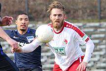21. Spieltag BAK 07 vs. Hertha BSC II (Saison 15/16) / Galerie vom 21. Spieltag BAK 07 vs. Hertha BSC II (Saison 15/16) - 1:2 Niederlage