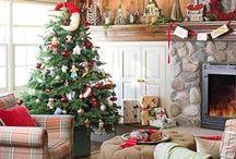 Christmas Décor Ideas / Deck the Halls, Kitchen & Garden!