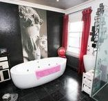Wet & Wild / Bathrooms we LOVE>