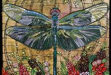 Crafts: Mosaics / I used to do mosaics (until my mosaics tutor moved away in 2017) & am always on the look-out for project ideas & examples of great mosaic masterpieces as well as info on techniques & processes. Like so many of the crafts on here, I hold onto the thought that I'll do this craft again once I retire, although maybe not as I would now have to source all the tiles & stuff myself. Maybe I need to get a mosaicing co-op going in Dumfries & Galloway so we can share tiles & equipment??? 'Takers anybody???