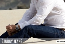 Jeans For Men / Buy Jeans Online - Buy denim jeans, branded jeans and low waist jeans at discounted price from Yuvatyle.com, India.