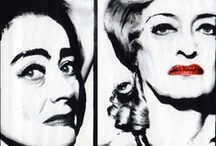 ~ Whatever Happened To Baby Jane ~ / Bette Davis and Joan Crawford / by Bloody Emeralds