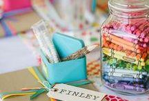 Colour Palettes - Pastels / Wedding inspiration