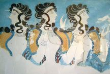 The Minoan and Mycenaean cultures