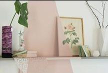 · Chalk paint inspiration · / Encuentra ideas e inspiración para tus proyectos con chalk paint y combinaciones  de colores para tus interiores.