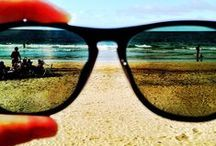 Through the lenses
