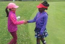Golfergurl inspiration / by Tarla Thomas