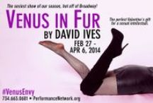 """""""Venus in Fur"""" by David Ives / Thomas, a playwright/director, is desperate to find an actress to play Vanda, the female lead in his adaptation of the classic sadomasochist tale VENUS IN FUR. Into the audition room walks a vulgar and distraught actress—oddly enough, named Vanda. Though utterly wrong for the part, Vanda has a strange command of the material. As the two work through the script, the lines between play and reality blur, entering into an increasingly grave battle of submission and domination that only one can win."""