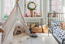 Tiny / Kids' Rooms, Spaces, Areas