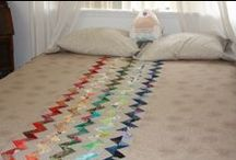 My Quilty Quilts / Quilts I make in the more traditional vein