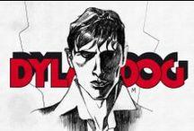 Crime City Comics Dylan Dog - 2014 / L'Associazione Culturale OFFICINA>15, in collaborazione con la SERGIO BONELLI EDITORE, organizza per le giornate del 25, 26 e 27 LUGLIO il festival del fumetto  CRIME CITY COMICS: DYLAN DOG