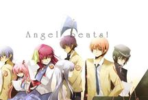 Angel Beats / SPOILER ALERT SPOILER ALERT!!!!  MASSIVE SPOILERS  THIS GIVES AWAY THE WHOLE SERIES  STOP Don't go any further if you have not seen this anime you will regret it ...  You have been warned