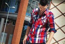 Moda męska // Men's style - lookbooki / modomen.pl  męskie źródło inspiracji // Men's fashion inspiration