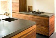 Caesarstone Kitchen Benchtops / Caesarstone Engineered Stone