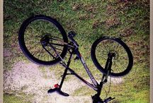mybike / yes, it is a bike, an ordinary bike (not an artist)