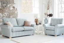 Living Rooms / Sofas are the focal point of any living space, and a well-placed accent chair can really change the personality of a room. Pick a seat, any seat - you're sure to find your perfect fit at Lukehurst's.