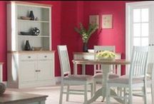 Dining Rooms / Whatever the occasion, Lukehurst will have the dining furniture to compliment your home.