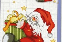 Korssting jul / christmas