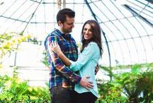 Engagements! / Engagement photo inspiration from Fairytale Productions. Locations across Michigan, Ohio, and Florida.