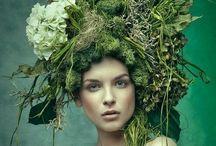 What #Green Today ? / Petit cahier de tendance / vert