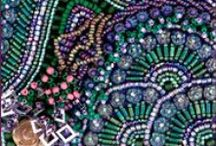 Beads and needlework
