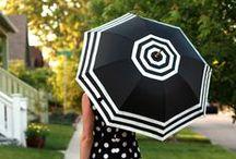 Umbrellas(rain), parasols(sun) - creative ideas