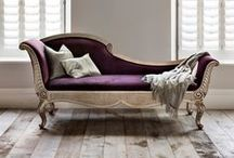 Luxe / a selection of luxurious fabrics and inspiration