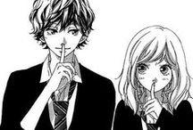 Manga | Ao Haru Ride