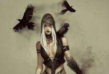 Neema / Character: Assassin Seth: Magician of the sixth hand of Seth