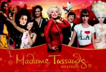 Contest Madame Tussauds / Visit our Facebook Page to learn more https://www.facebook.com/DiscoverHollywood/