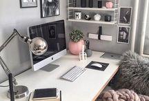 Office/Workspace.