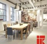 Furniture showroom in Nowe / New interior showroom with Klose furniture.