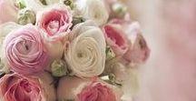 Um belo bouquet... / Flores, flores, flores... haverá algo que diga festa, que diga celebração, melhor do que uma bela composição de flores?