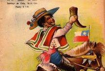 Diarios y Revistas Antiguos Chile y Europa y USA Siglo XIX-XX