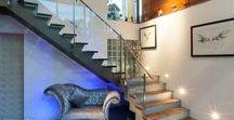Grand Hallways / Feature windows, grand stairwells & floating balconies; here's inside the hallways of Northern Ireland's Dream Homes!