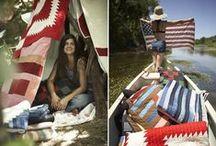 Textile travels / by Stitch & Yarn