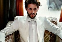 Mens' Style - Formal & Suits / by Philippe Lafontaine