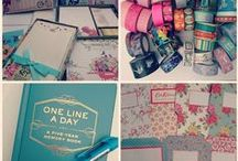 Stationery Love / Stationery, writing sets, snail mail, pens, journals, washi tape, planners, notebooks and more! I simply love stationery