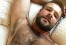 Hot, Bearded and Hairy Chested / by Philippe Lafontaine