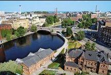 Kotikaupunkini Tampere :)