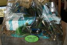 Custom Gift Baskets / Gourmet & Gift Baskets by Pocket Full of Posies Galloway , NJ 609-652-6666