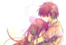 Anime and Manga couple